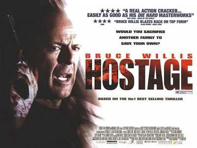 Hostage 2005 English Hindi Hollywood Movie Download 300mb 480p
