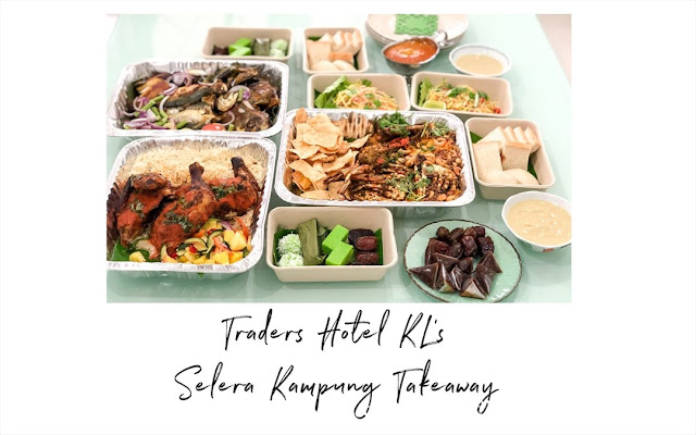 Traders Hotel KL Ramadan 2020 Takeaway Menu