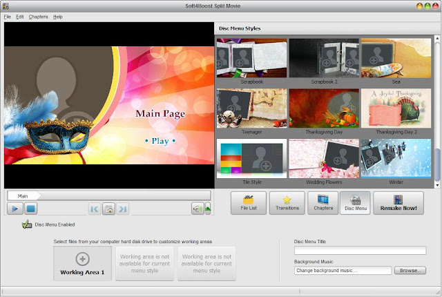 soft4boost split movie software free download