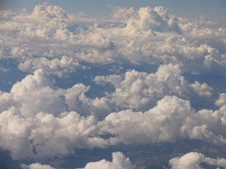 معنى رؤية الغيوم في الحلم