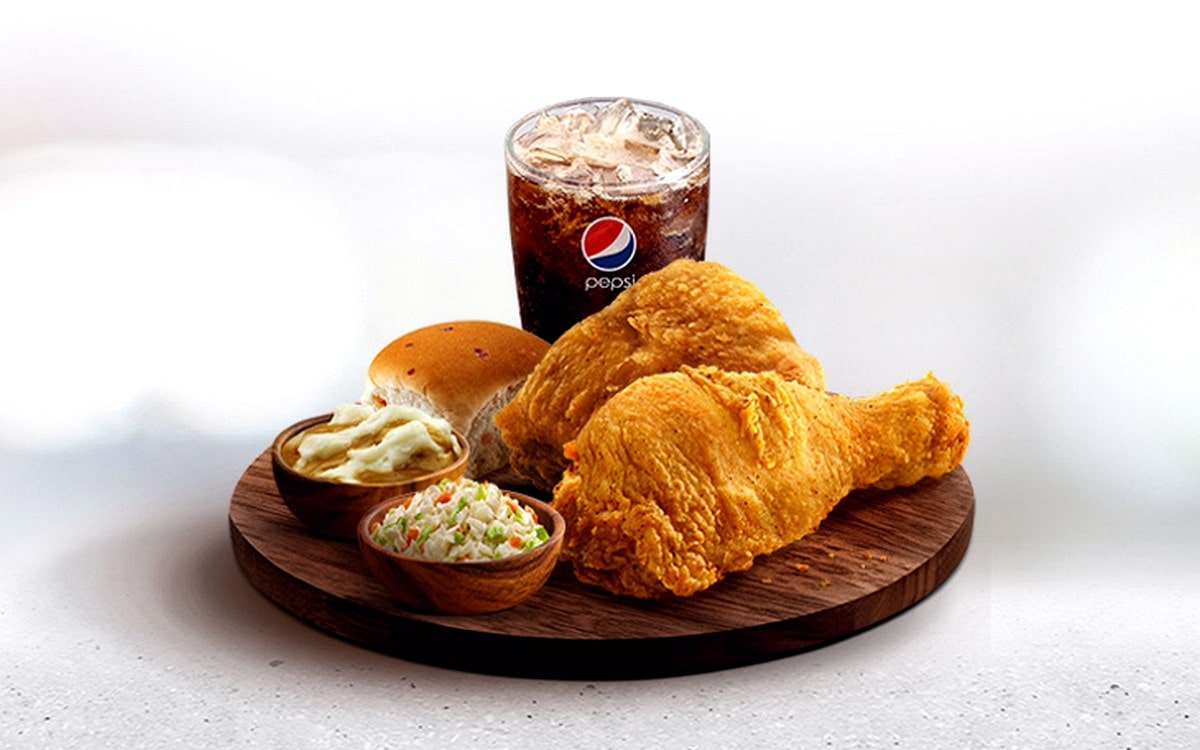 Promosi KFC 2020 2 Snack Plate Combo Harga RM20
