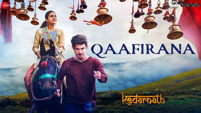 QAAFIRANA LYRICS KEDARNATH