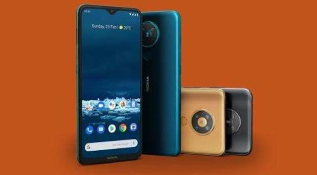 مواصفات Nokia 7.3 وموعد اطلاق هاتف Nokia 9.3