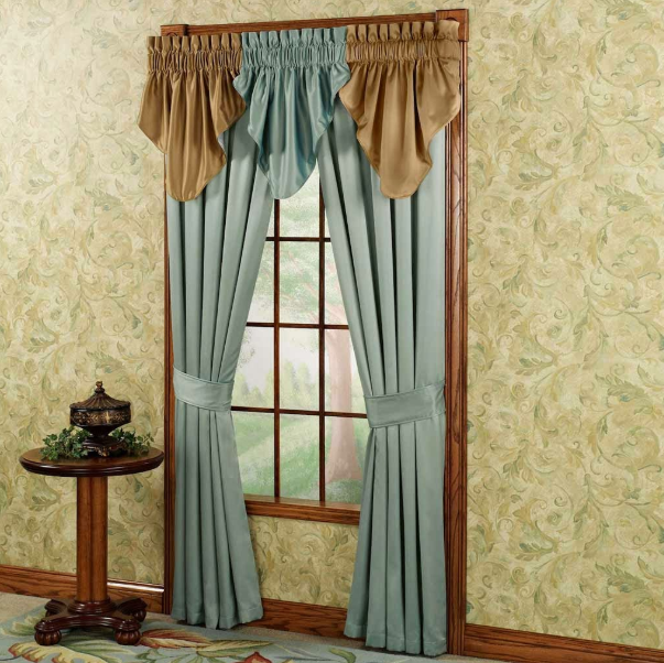 MINIMALIST HOUSE CURTAIN MODEL