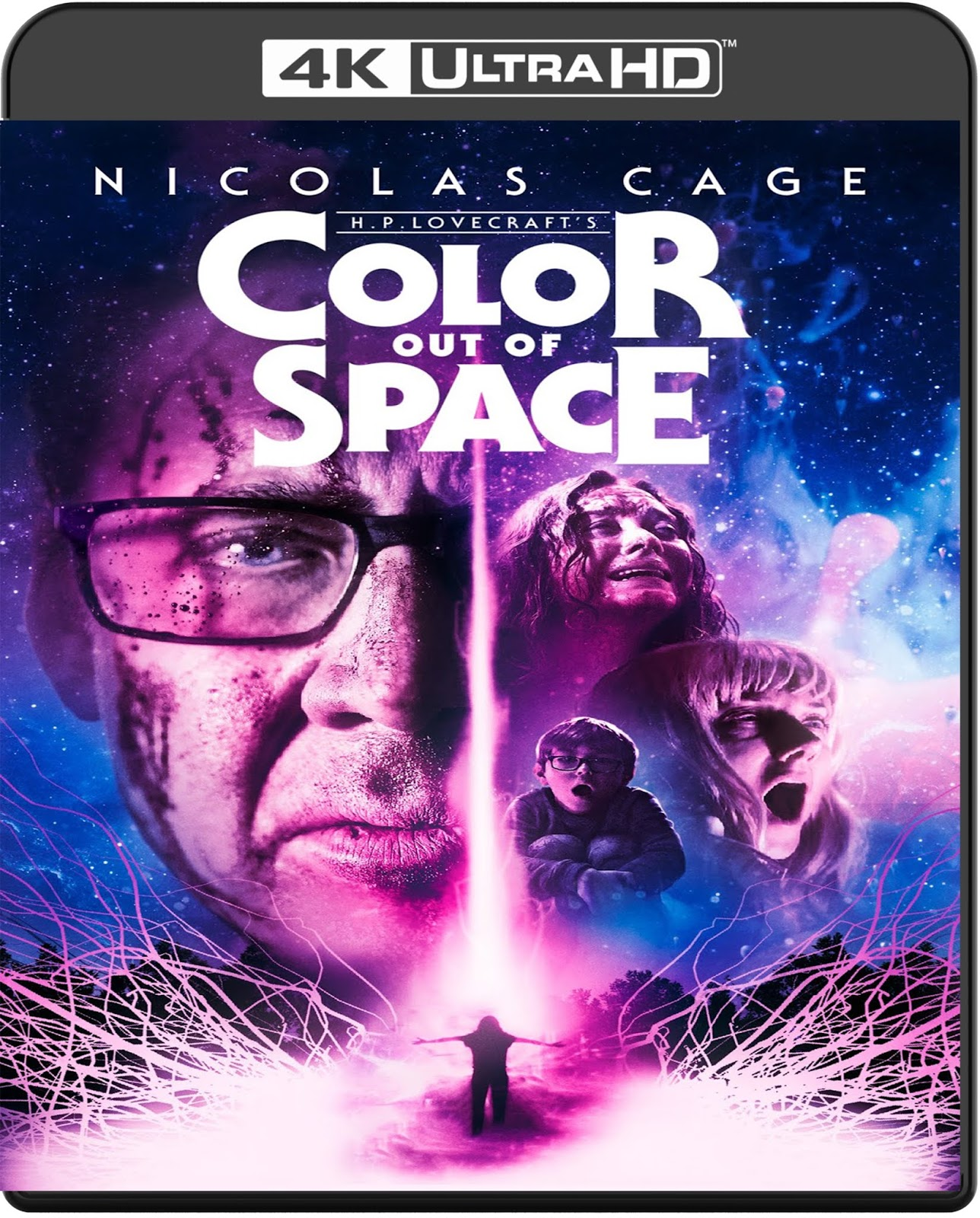 Color Out of Space [2019] [UHD] [2160p] [Subtitulado]