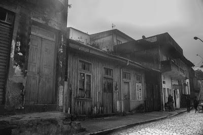 Vila de Paranapiacaba - Construções típicas