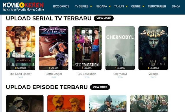 14 Situs Streaming Film Gratis Terbaru Dan Terupdate Pengganti INDOXXI 7