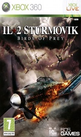 jaquette il 2 sturmovik birds of prey xbox 360 cover avant g - IL-2 Sturmovik Birds of Prey [MULTI5][PAL][gamerguuy]