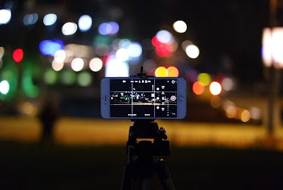 Android Photography, Night Photography, DSLR like photo in android