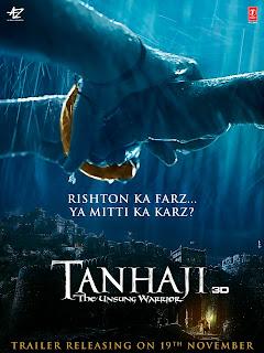 tahnaji movie poster