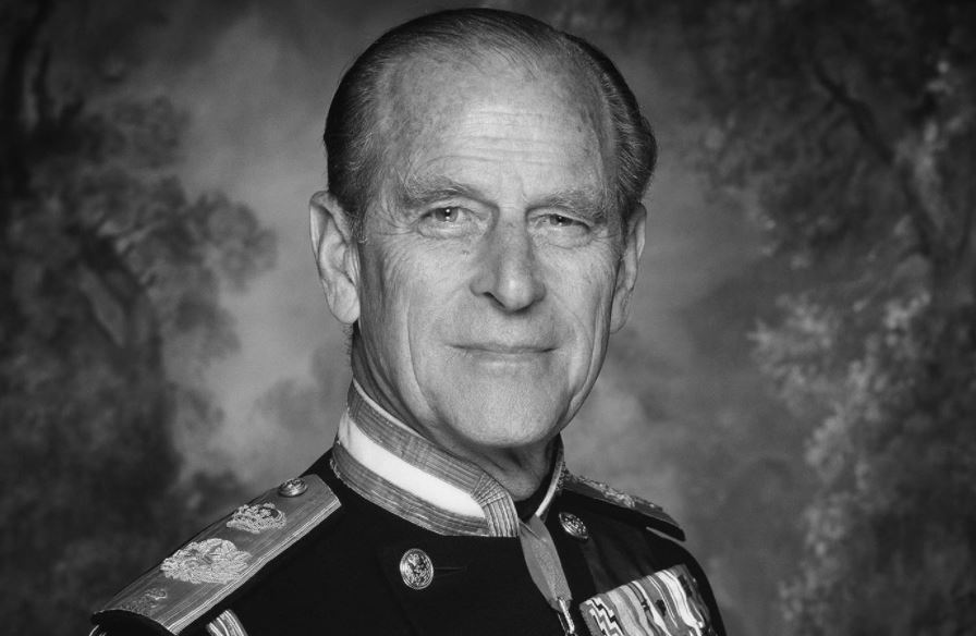 Prince Philip dies at 99 - Buckingham Palace