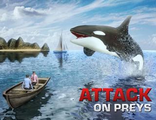 Killer Whale Attack Simulator