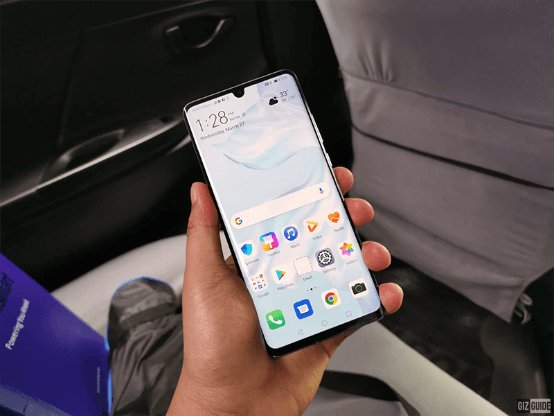 Huawei P30 and P30 Pro preorder period announced