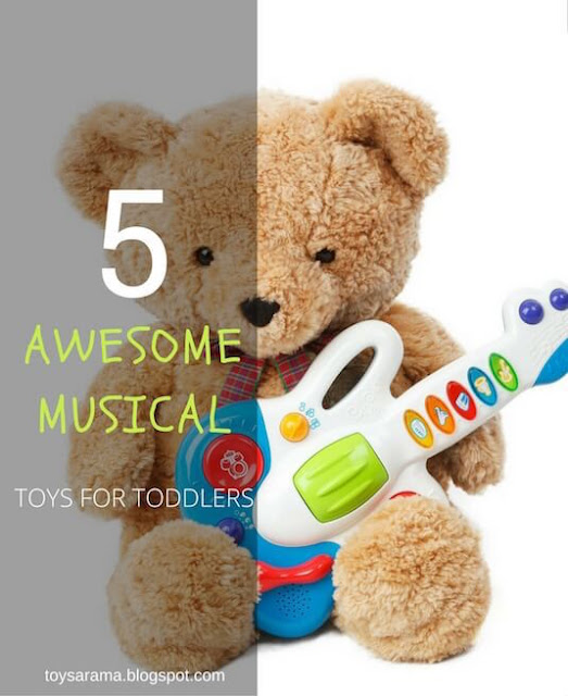 5 awesome musical toys for toddlers