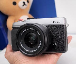 Jual Mirrorless Fujifilm X-E2 bekas