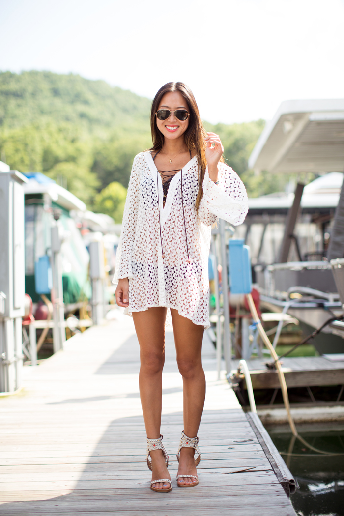 Perfect Vacation Cover-Up