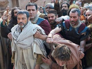 Павел и Сила пред съдиите Филипи