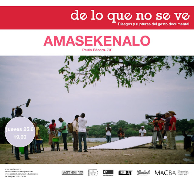 Amasekenalo (Paulo Pécora) Documental Estreno HD
