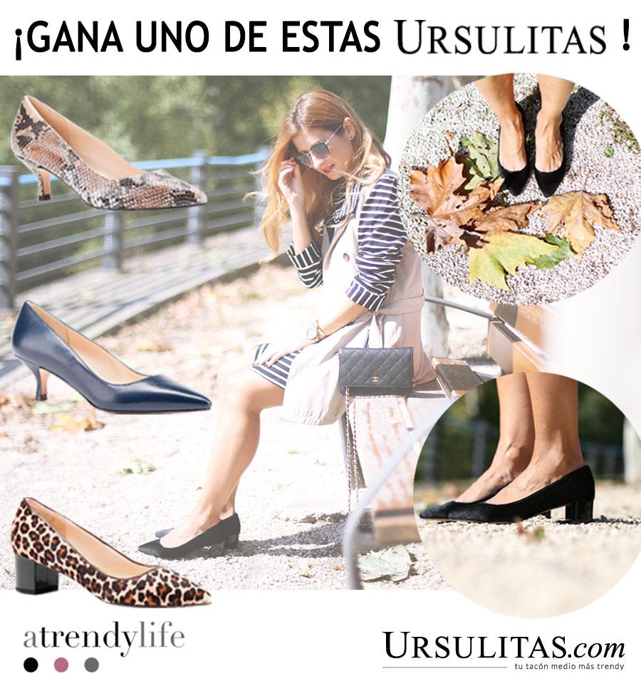 139d668586 Zapatos: Ursulitas. Pintalabios: Dior Aquí os dejo el formulario para  participar en el concurso de un par de Ursulitas... ¡se sortean un modelo  de cada uno ...