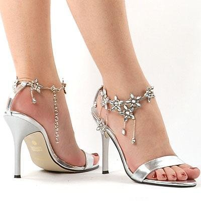 Party Wear Sandal Collection 2011 12 Latest Fashion Of High Heel