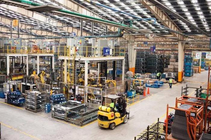 الصناعة في البرازيل - نشاط التصنيع البرازيل