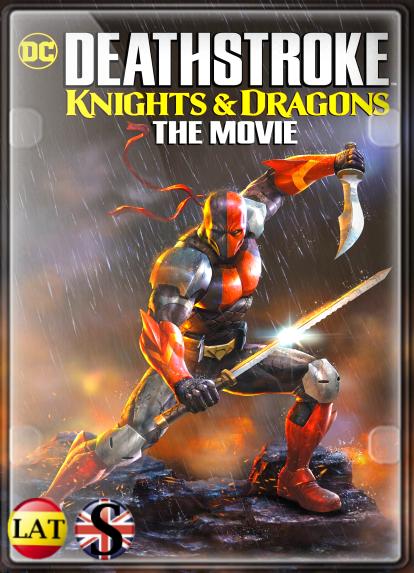 Deathstroke: Caballeros y Dragones (2020) HD 720P LATINO/INGLES