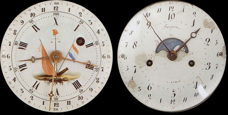 Clocks from the French Revolution
