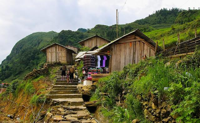 Cat Cat Village - Most Attractive Tourist Village in Sapa 2