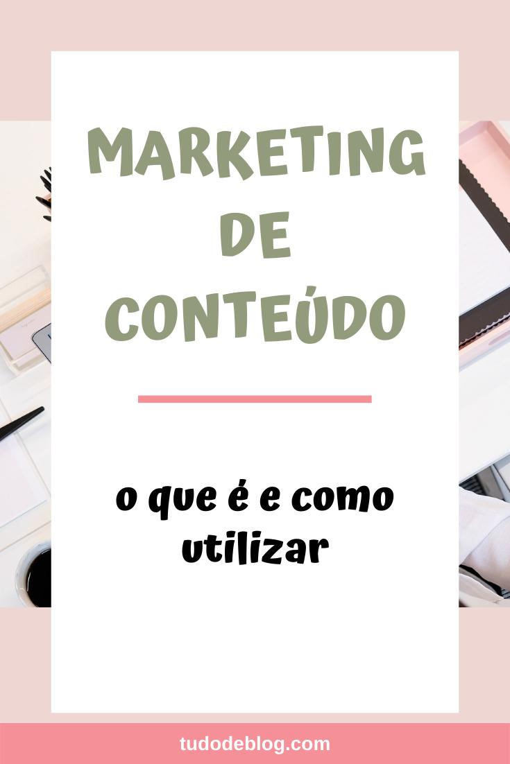 MARKETING DE CONTEÚDO | O QUE É E COMO UTILIZAR