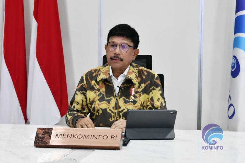 Terapkan Digitalisasi Perizinan, Menkominfo: Tahun 2020 PNBP Capai Rp 25,5 T