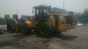 Get to know Wheel Loader Type Heavy Equipment