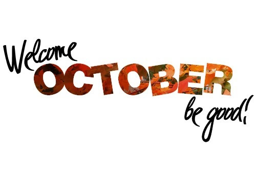Life's like that!: October 2012