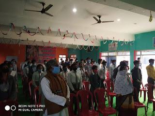 संविधान दिवस के उपलक्ष्य में जिला प्राधिकरण द्वारा विगत दिवस जिला मुख्यालय उरई में संगोष्ठी एवं क्विज़ प्रतियोगिता का आयोजन
