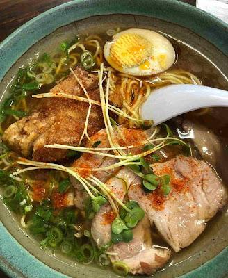 Ramen makanan tradisional Jepang