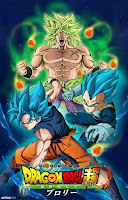 Dragon Ball Super Broly (2019) Full HD Audio Latino Completo