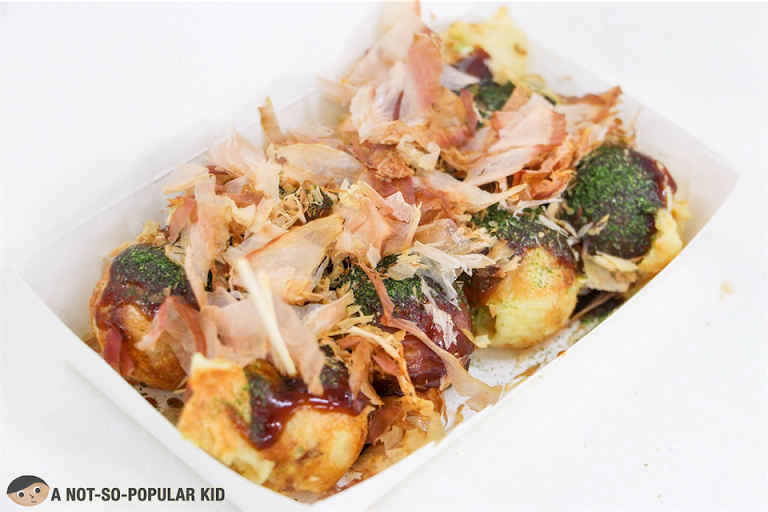 New Hatchin Japanese Grocery Store - Takoyaki in Cartimar