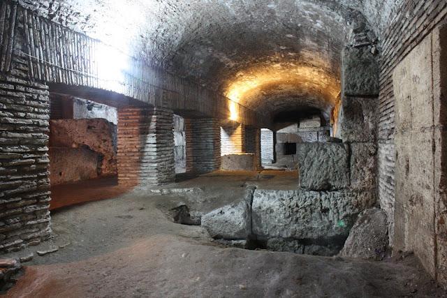 Sabato 29 febbraio, h15:00 I sotterranei di San Nicola in Carcere raccontati ai bambini