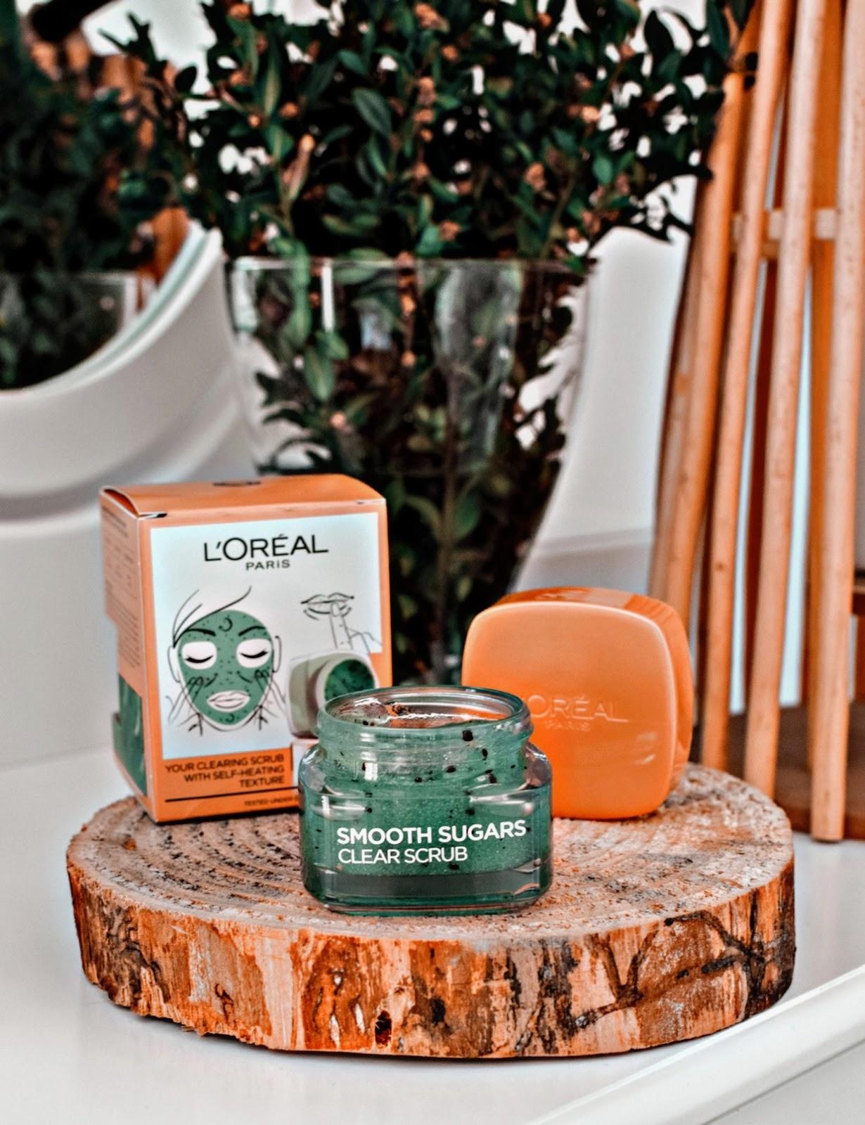 Oczyszczanie skóry z L'oreal Paris