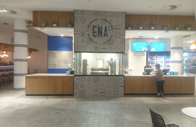 Ena Greek Street Food, Forest Hill