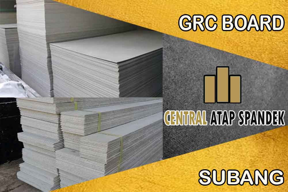 Jual Grc Board Subang, Harga GRC Board Subang, Daftar Harga GRC Board Subang, Pabrik GRC Board di Subang