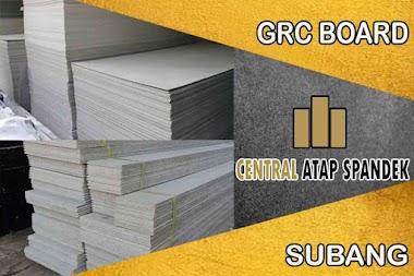 Harga Grc Board Subang Per Lembar Murah Terbaru 2020