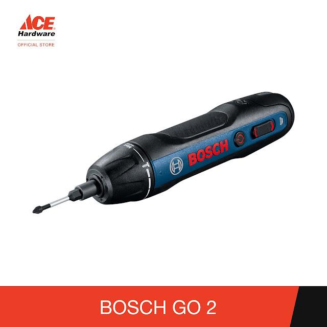 Bosch GO 2 (Cordless Screwdriver)