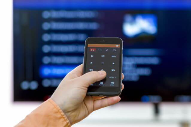 تطبيقات, الريموت, كنترول, للتحكم, عن, بعد, بالتلفزيون, من, خلال, الهاتف