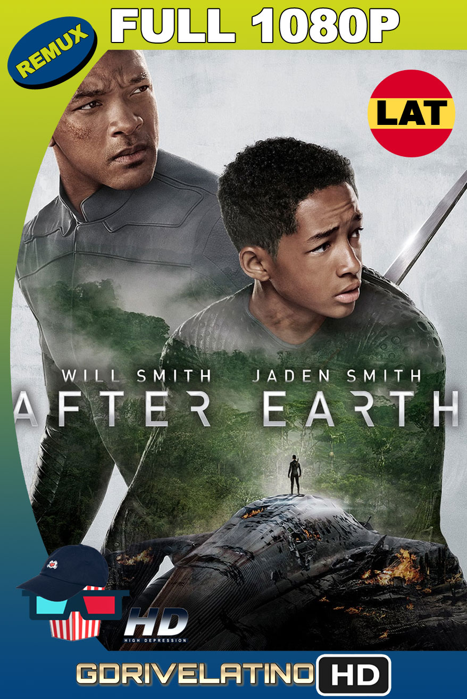Después de la Tierra (2013) BDRemux FULL 1080p Latino-Ingles MKV