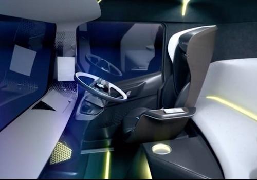 Tinuku.com Daimler AG unveils Mitsubishi E-FUSO Vision One