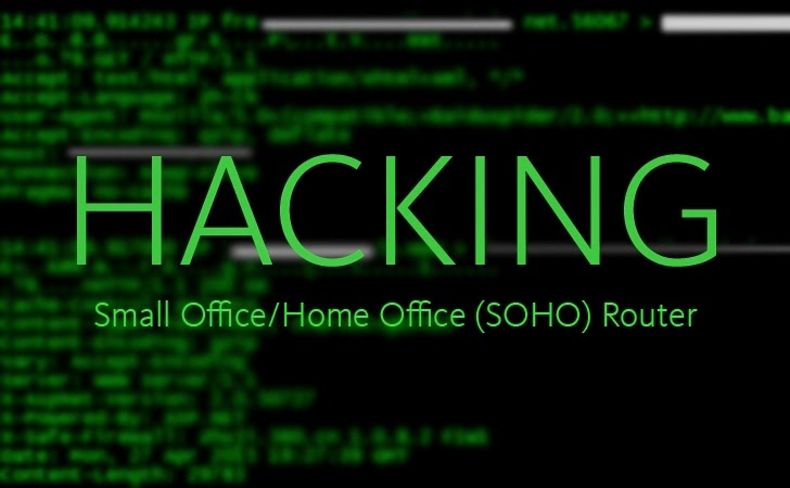 hacking-routers