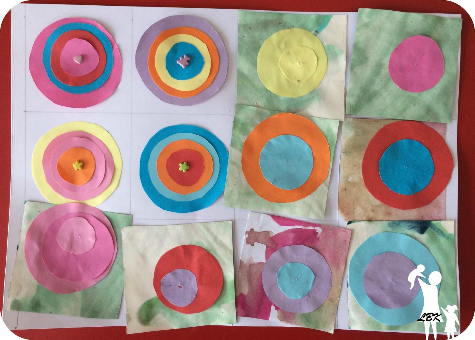 Résultat d'images pour kandinsky cercles