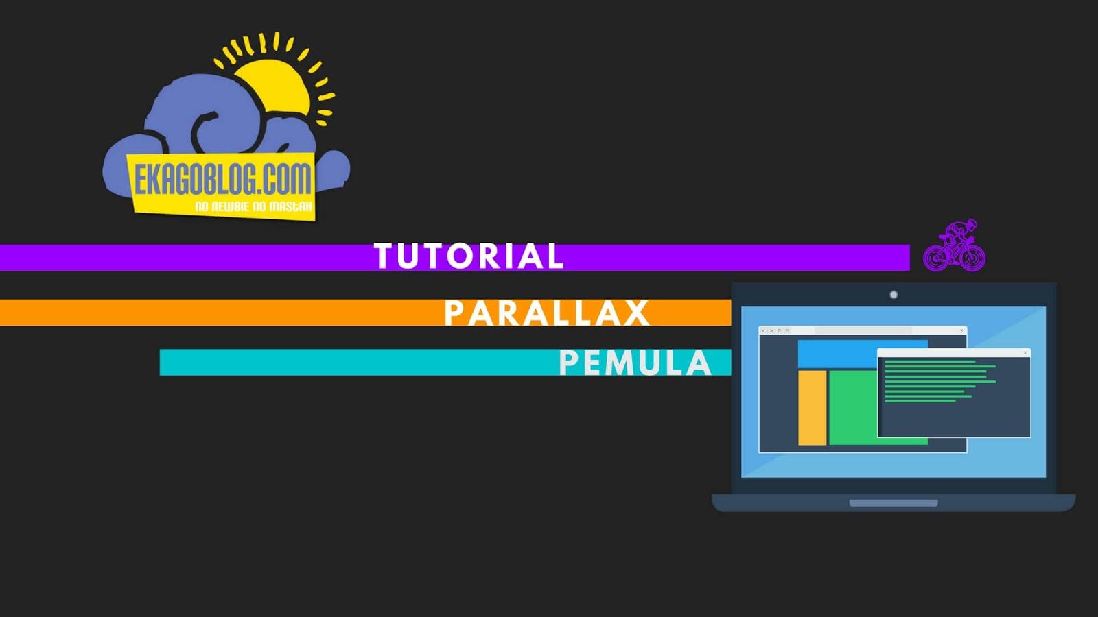 Tutorial Parallax Pemula