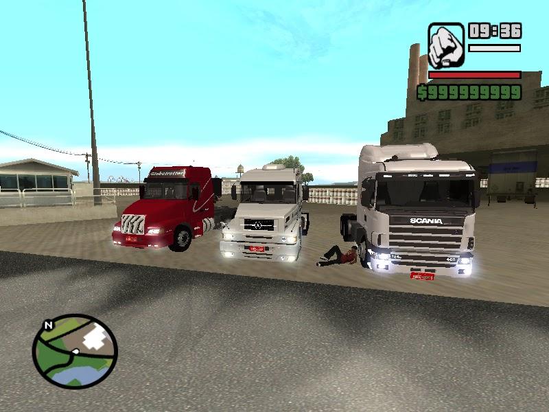 Ta Petro Com >> GTA Carreteiros ® : Pack de Caminhões e Carretas -GTA SA