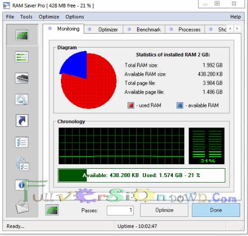 Ram Saver Professional Full Version